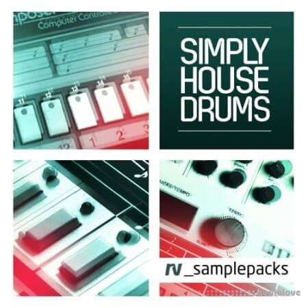 RV_Samples Simply House Drums MULTiFORMAT
