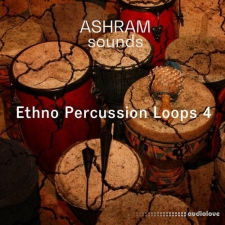Riemann Kollektion ASHRAM Ethno Percussion Loops 4