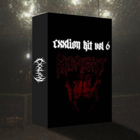 CXXLION Kit Vol.6 Midnight WAV