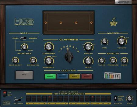 Robotic Bean Hand Clap Studio v1.2.0 WiN