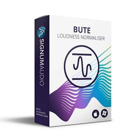 Signum Audio Bute Loudness Normaliser