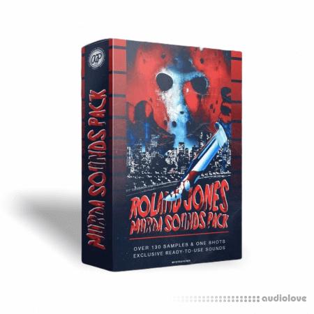 Roland Jones Murda Sounds Pack Vol.1