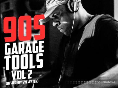 Jeremy Sylvester 90s Garage Tools Vol.2