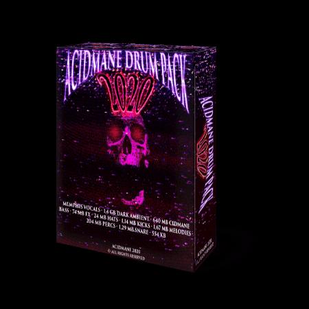 ACIDMANE Drum Pack Vol.1