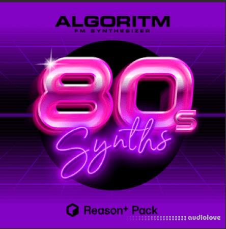 Algoritm 80s Synths ReFill