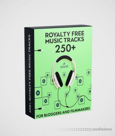 Video-Presets 250+ Royalty Free Background Music Tracks