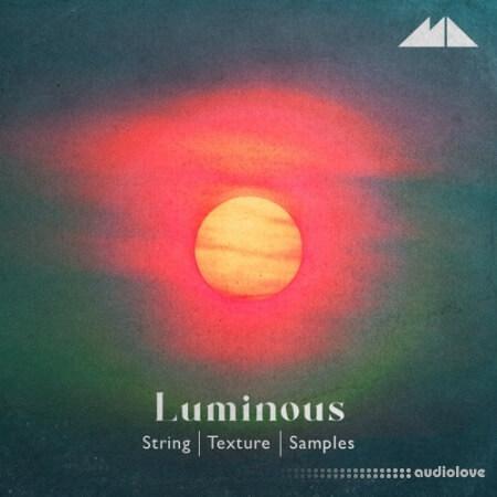 ModeAudio Luminous String Texture Samples