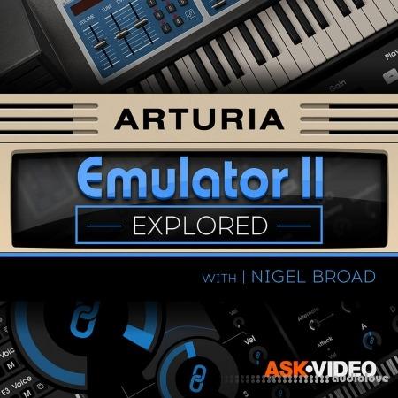 Ask Video Arturia V 108 The Emulator 2 Explored