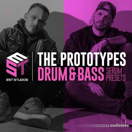EST Studios The Prototypes Drum and Bass Serum Presets