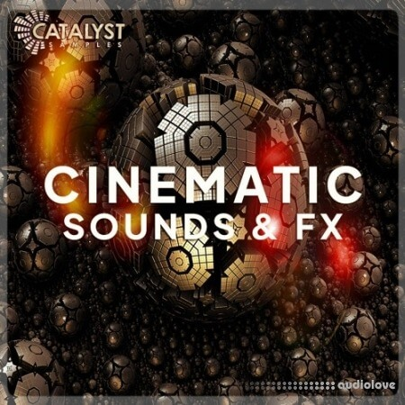 Catalyst Samples Cinematic Sounds and FX