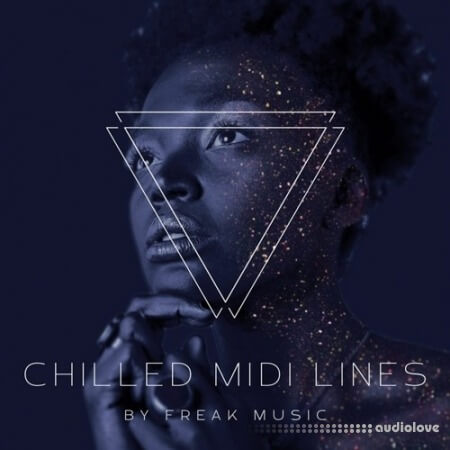 Freak Music Chilled MIDI Lines WAV MiDi