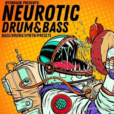HY2ROGEN Neurotic Drum And Bass