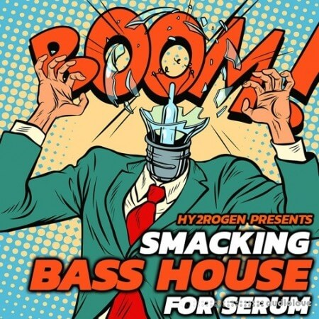 HY2ROGEN Smacking Bass House For Serum