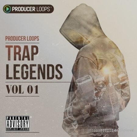 Producer Loops Trap Legends Vol.1