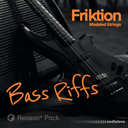 Navi Retlav Friktion Bass Riffs