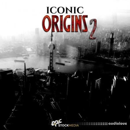 Epic Stock Media Iconic Origins Hip Hop Drums Vol.2