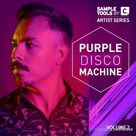 Sample Tools by Cr2 Purple Disco Machine Vol.2