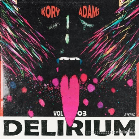 Kory Adams Delirium Vol.3 (Compositions and Stems)
