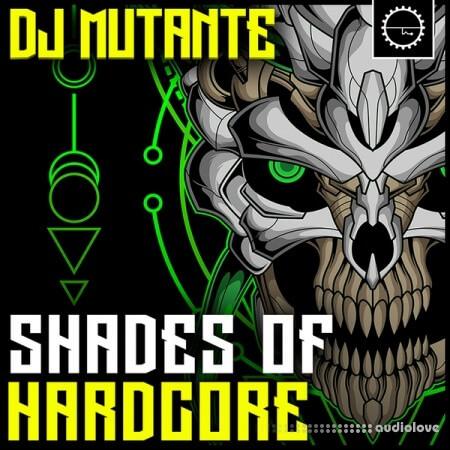 Industrial Strength Dj Mutante Shades of Hardcore