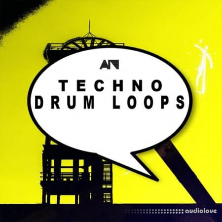 About Noise Techno Drum Loops