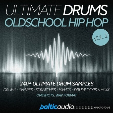 Baltic Audio Ultimate Drums Vol.2 WAV