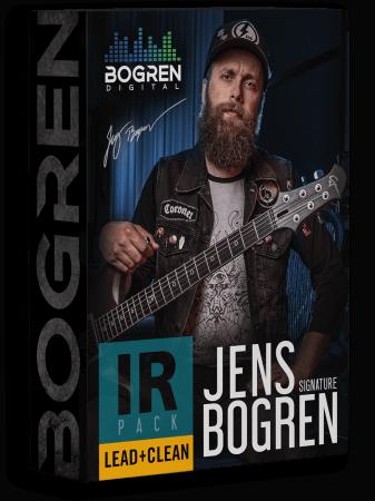 Bogren Digital Jens Bogren Signature IR Pack Lead and Clean
