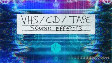 Triune Digital VHS CD TAPE SFX WAV