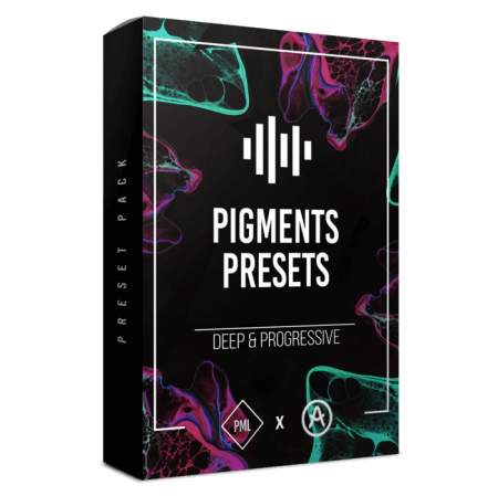 Production Music Live Pigments Preset Pack by Tim Engelhardt