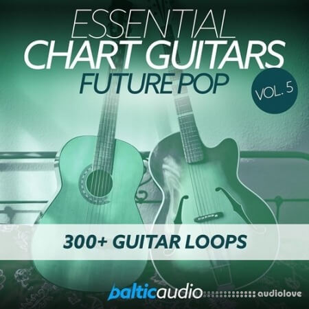 Baltic Audio Essential Chart Guitars Vol.5