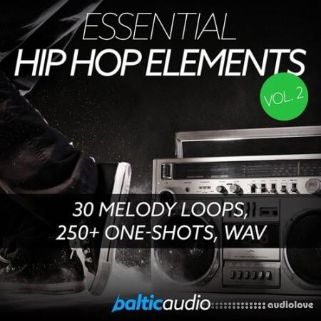 Baltic Audio Essential Hip Hop Elements Vol.2