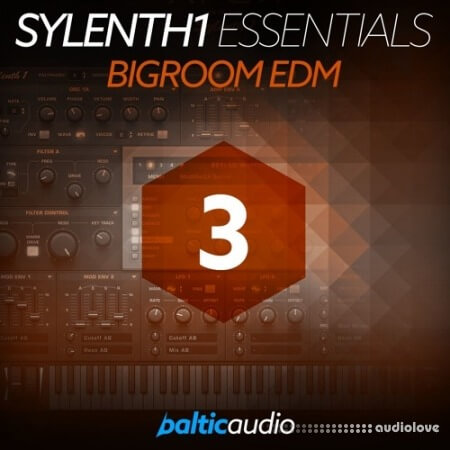 Baltic Audio Sylenth1 Essentials Vol.3