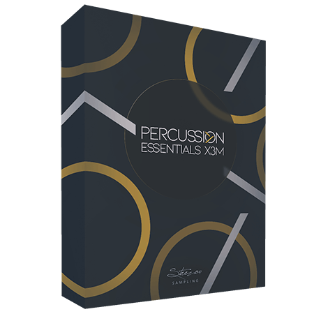 Strezov Sampling Percussion Essentials X3M