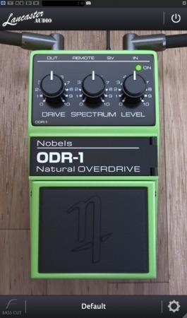 Lancaster Audio Nobles ODR-1 Overdrive Plugin