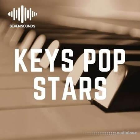 Seven Sounds Keys Pop Stars