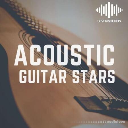 Seven Sounds Acoustic Guitars Star