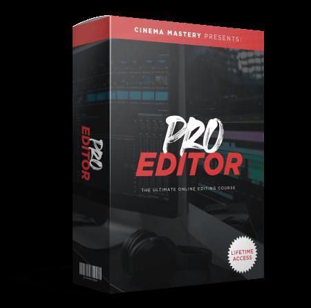 Cinema Mastery Pro Editor