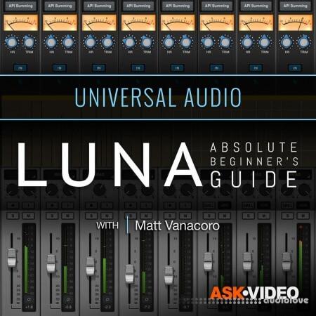 Ask Video Luna 101 Luna Absolute Beginner's Guide