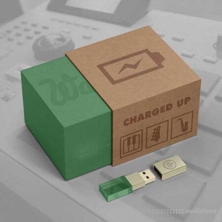 Daveon jackson YeX Presents Charged Up (Sample Pack)