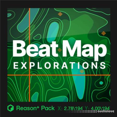 Sean Murry Beat Map Explorations