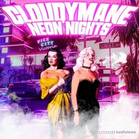Cloudymane Neon Nights