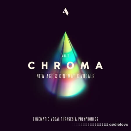 Audiomodern Chroma 2 New Age and Cinematic Vocals