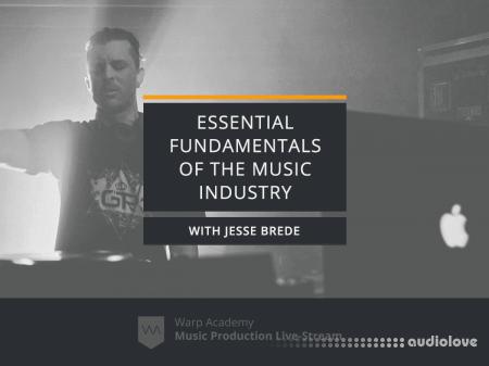 Warp Academy Essential Fundamentals of the Music Industry
