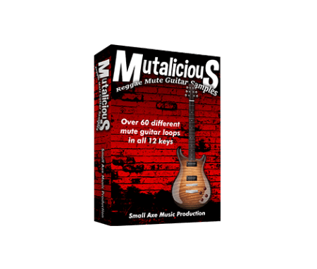 Tropical Samples MutaLicious Mute Guitar