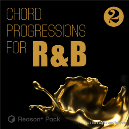 Quincy Valentine Chord Progressions for RnB Vol.2 ReFill