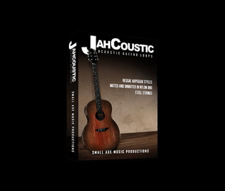 Tropical Samples JahCoustic Reggae Acoustic Guitar