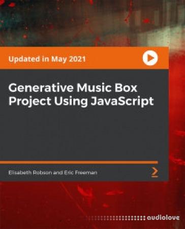 Packt Generative Music Box Project Using JavaScript