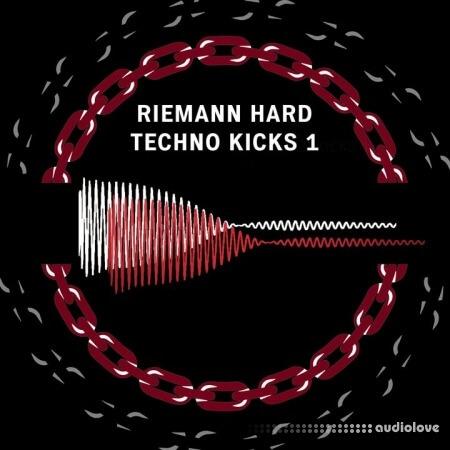 Riemann Kollektion Riemann Hard Techno Kicks 1