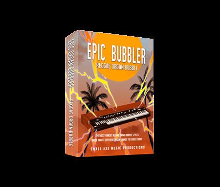 Tropical Samples Epic Bubbler: Reggae Organ