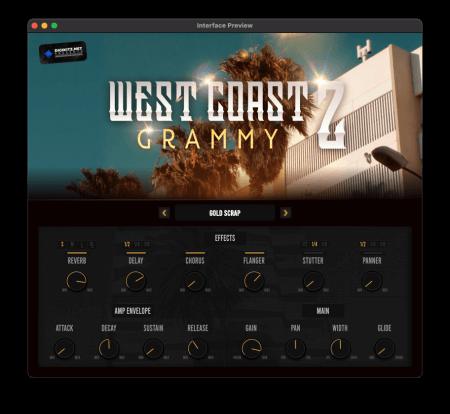 Digikitz West Coast Grammy 2 RETAiL