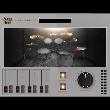 Solemn Tones Mjolnir Drums